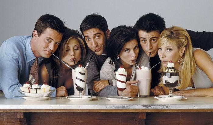 Топик Friends - Друзья