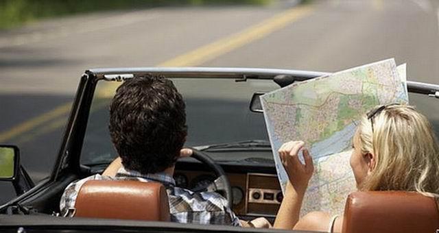 Travelling By Car Путешествие на машине